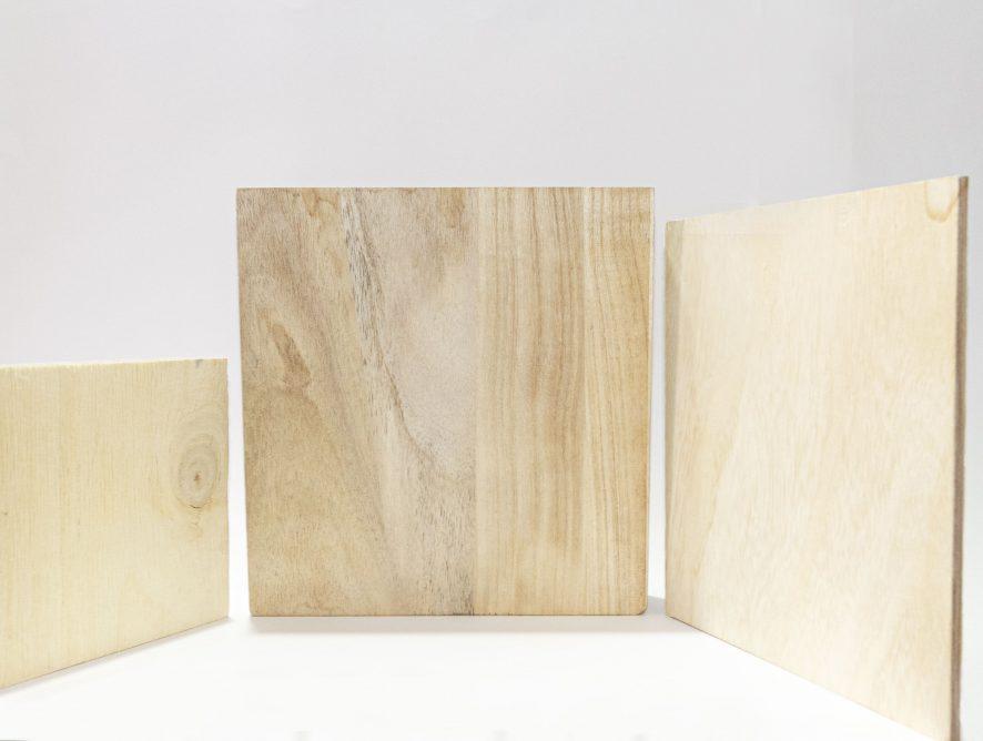 Productos derivados de la madera