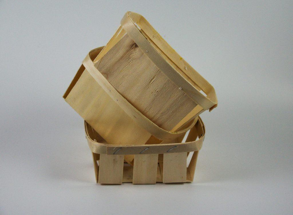 cajas de madera de chopo o alamo