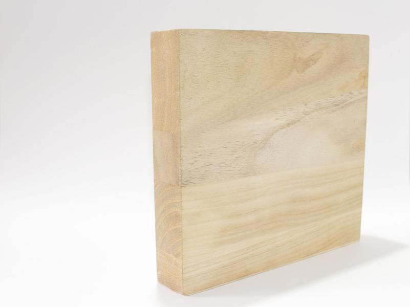 Paulownia edge glue board