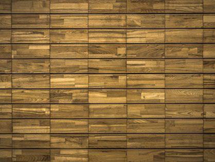 La mejor madera para paredes, revestimientos y frisos.