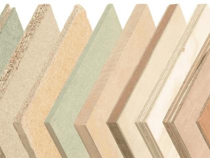 Tipos de tableros de madera: usos, propiedades y características