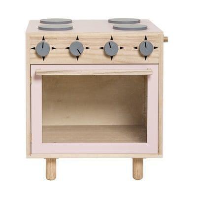 cocina de madera de paulownia