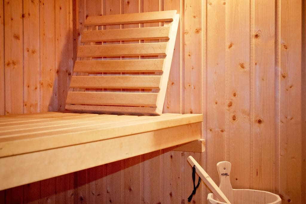 sauna pino