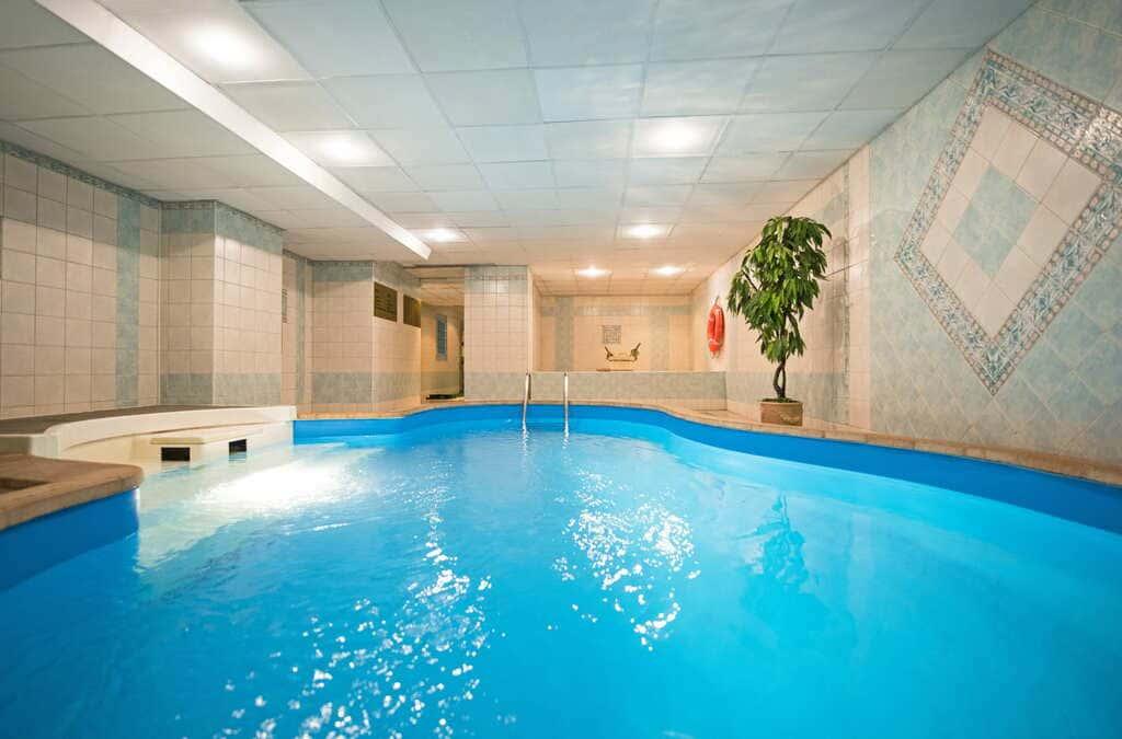 spa baño turco
