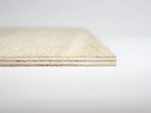 Contrachapado madera paulonia