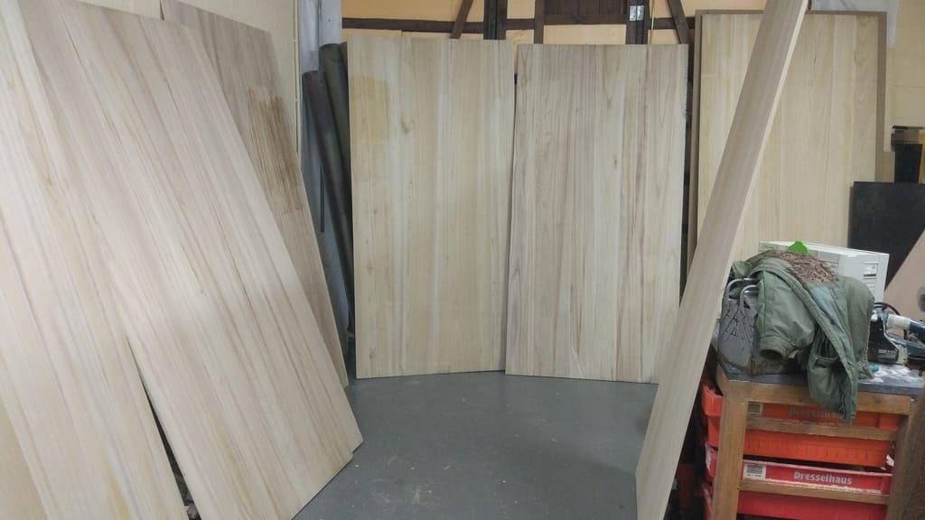 paulonia wood boards