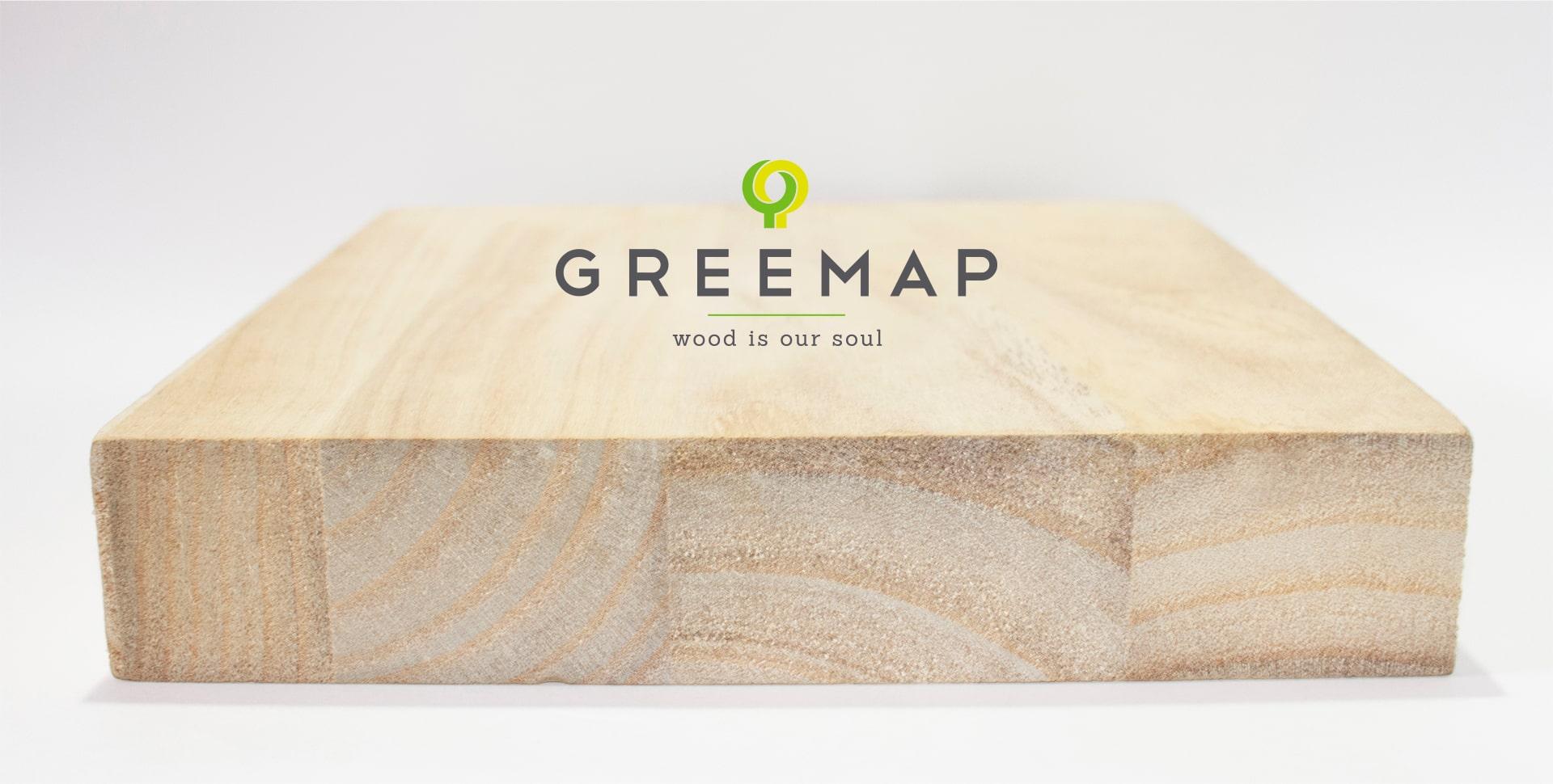 Distribuidor de madera de paulownia