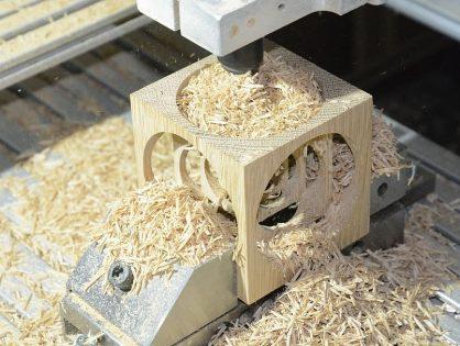 ¿Cuál es la mejor madera para una CNC?