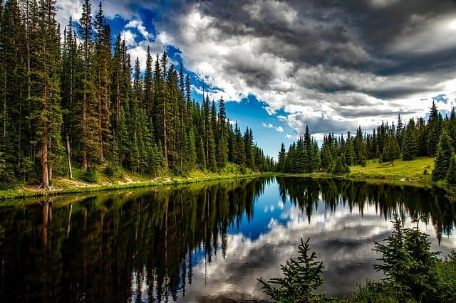 lago irene colorado