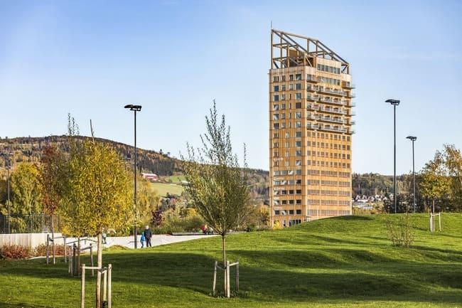 torre del lago Mjøsa