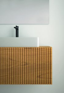 Codis Bath - Armario baño Paulownia