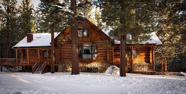 casa cabin nevada