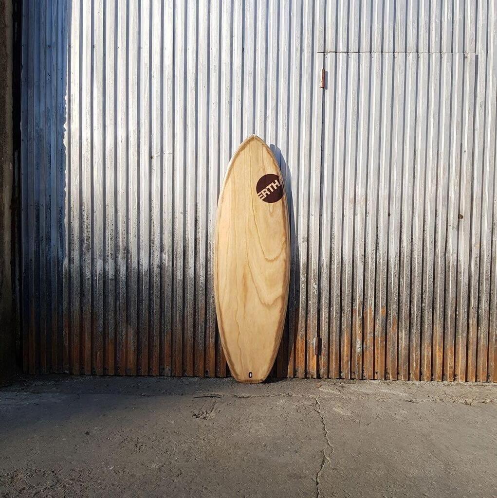 tabla de surf Paulonia