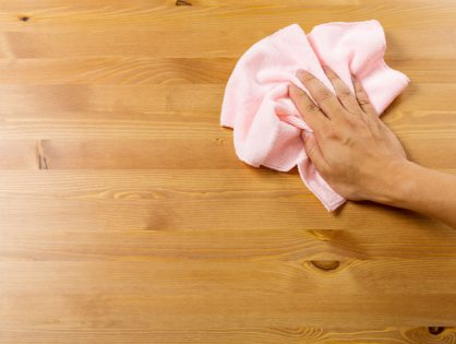 Como limpiar la madera de cualquier bacteria incluso el COVID-19