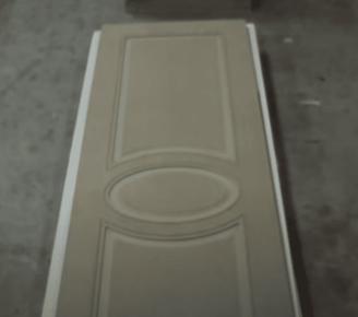 puerta pantografiado