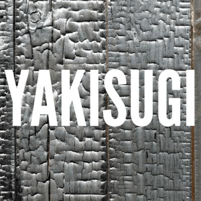 Yakisugi: Técnica japonesa para endurecer la madera